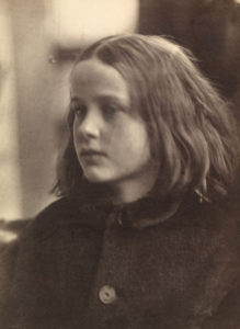Julia Margaret Cameron :: Annie (Philpot) My First Success :: England :: 29 January 1864 :: Albumen Silver Print from Glass Negative :: Copyright The J.Paul Getty Museum, Los Angeles