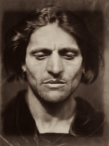 Julia Margaret Cameron :: Iago, Study of an Italian :: England :: 1867 :: Albumen Print :: Copyright National Media Museum, Bradford