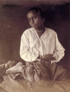 Julia Margaret Cameron :: Untitled :: Sri-Lanka (Ceylon) :: September 1875 :: Albumen Print :: J. Paul Getty Museum, Los Angeles