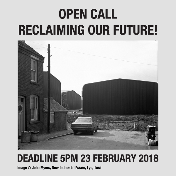 OPEN CALL RPF18